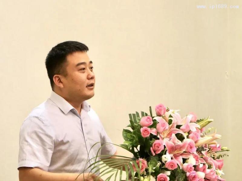 金德管业集团四川片区副总裁关苗苗