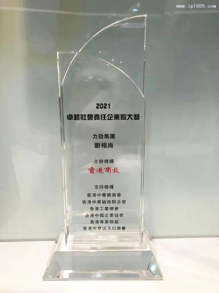 """""""2021卓越社会责任企业家大奖"""""""
